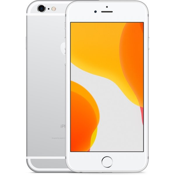 iPhone 6 Plus 16GB Silver - Front image