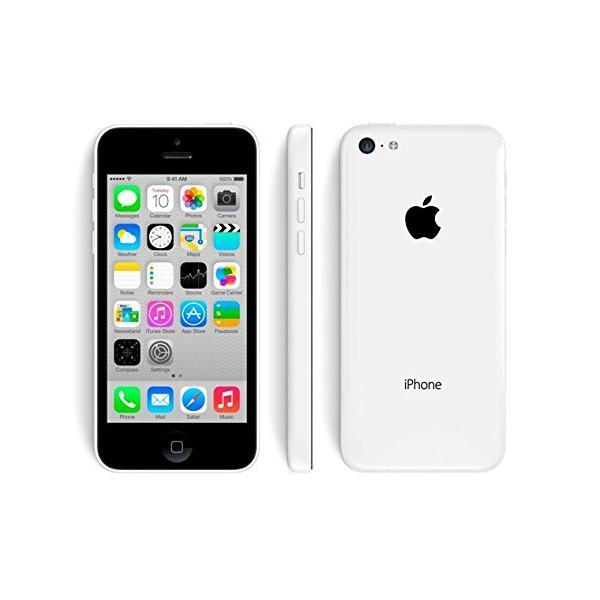 iPhone 5c undefinedGB White