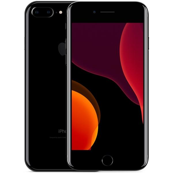 iPhone 7 Plus 128GB Jet Black - Front image