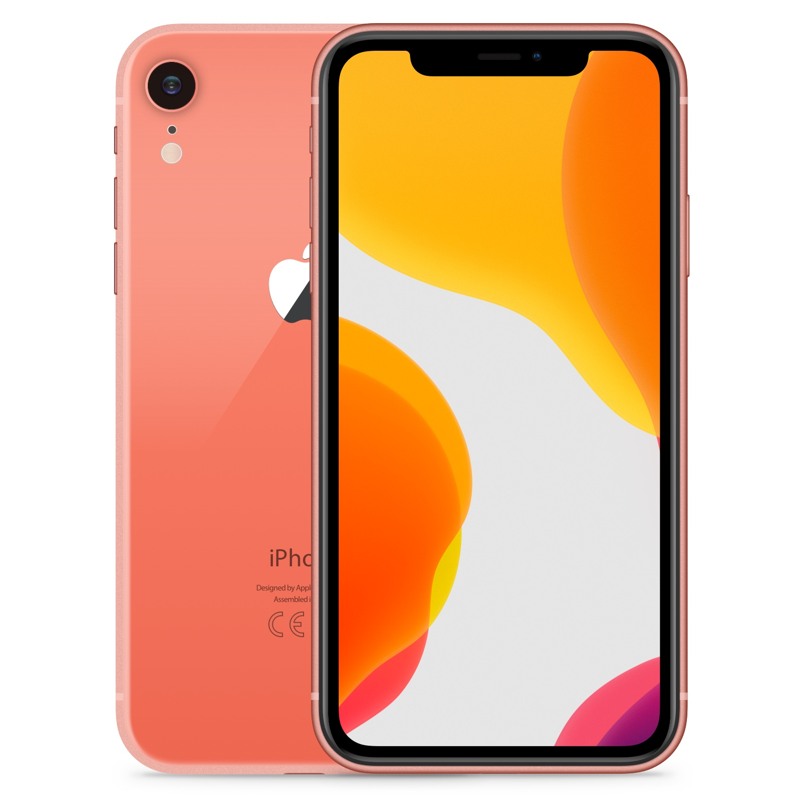 Iphone Xr 64gb Coral Swappie