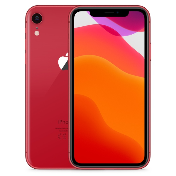 iPhone XR 64GB Red - Front image