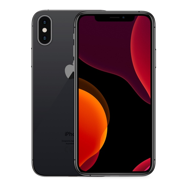 iPhone X 256GB Space Gray - Front image