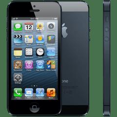 iPhone 5  Czarny