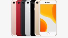 Category image of the different colour variations of iPhone iPhone 7