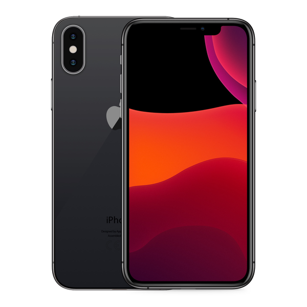 iPhone XS 64GB Space Gray - Front image