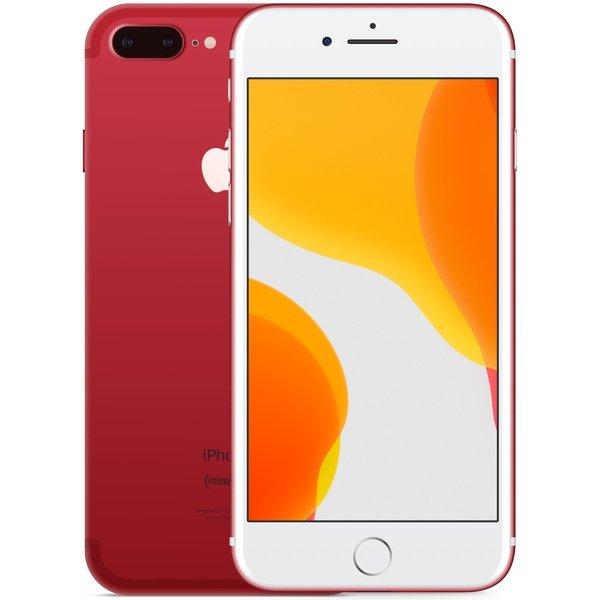 iPhone 7 Plus 256GB Red - Front image