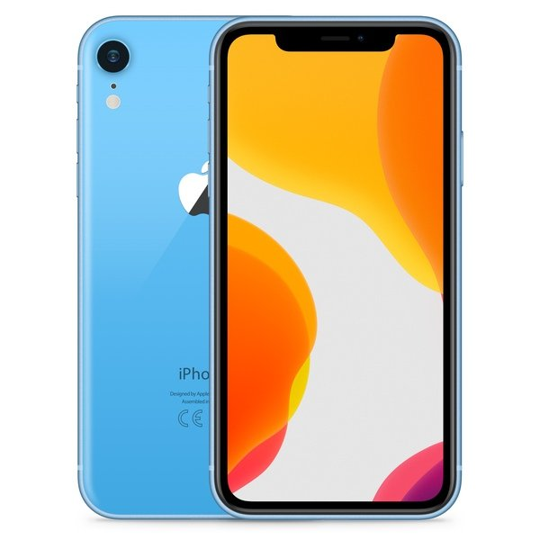 iPhone XR 128GB Blue - Front image