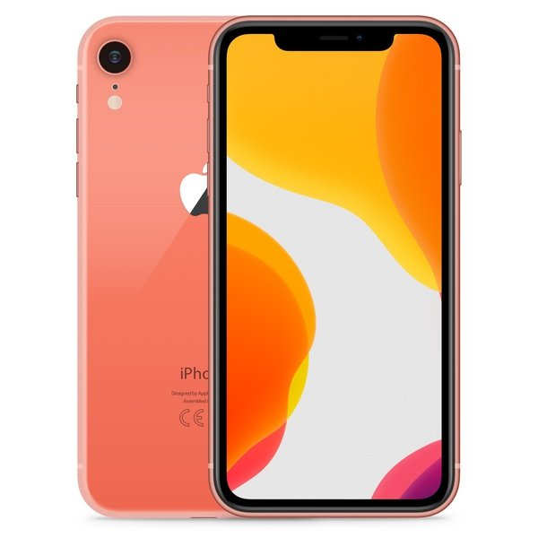 iPhone XR 64GB Coral - Front image
