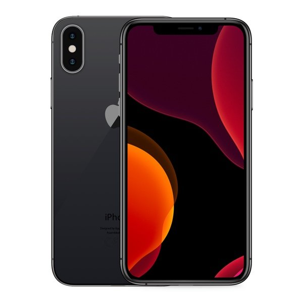 iPhone X 64GB Space Gray - Front image