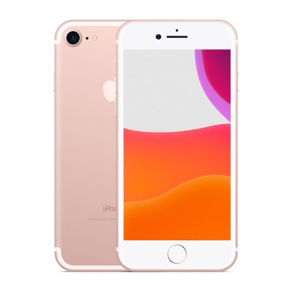 iPhone 7 256GB Rose Gold - Front image