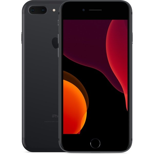 iPhone 7 Plus 256GB Black - Front image
