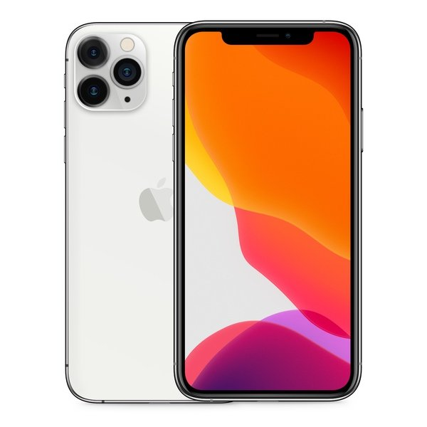 iPhone 11 Pro 64GB Silver - Front image