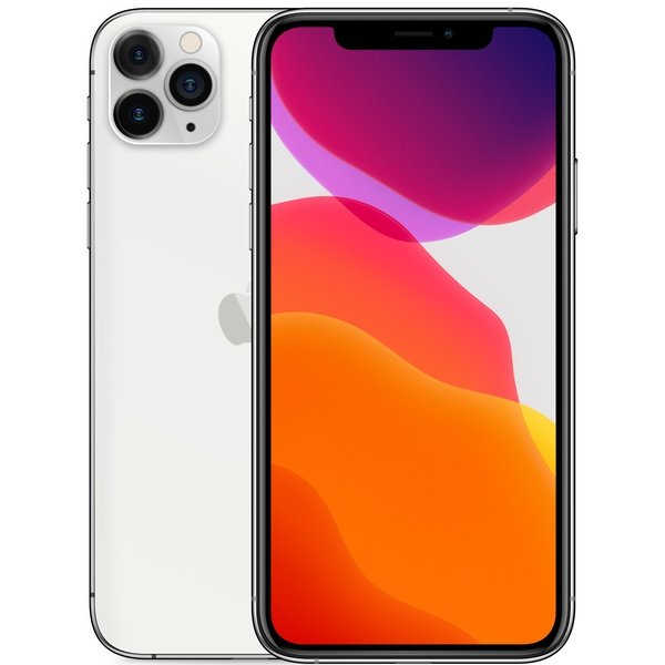 iPhone 11 Pro Max 512GB Silver - Front image