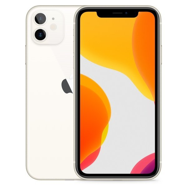 iPhone 11 64GB White - Front image