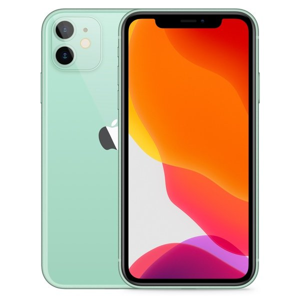 iPhone 11 128GB Green - Front image