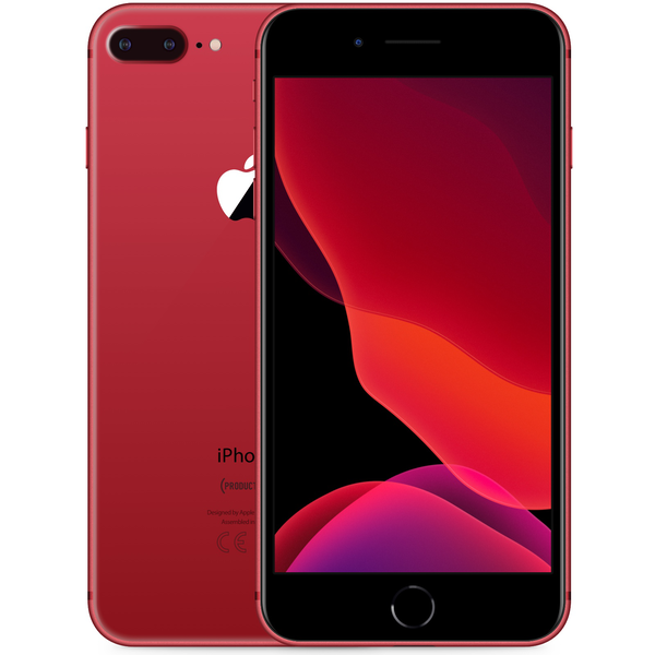 iPhone 8 Plus 256GB Red - Front image