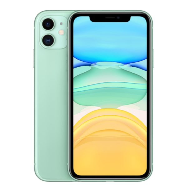 iPhone 11 64GB Green - Front image