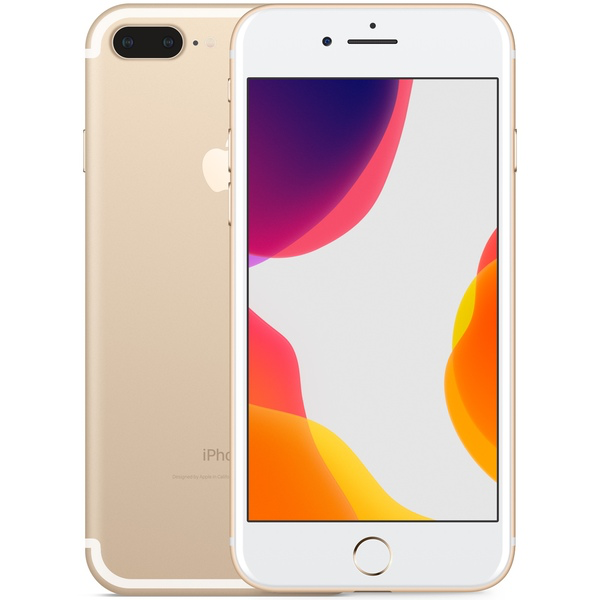 iPhone 7 Plus 128GB Gold - Front image