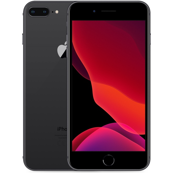 iPhone 8 Plus 64GB Space Gray - Front image