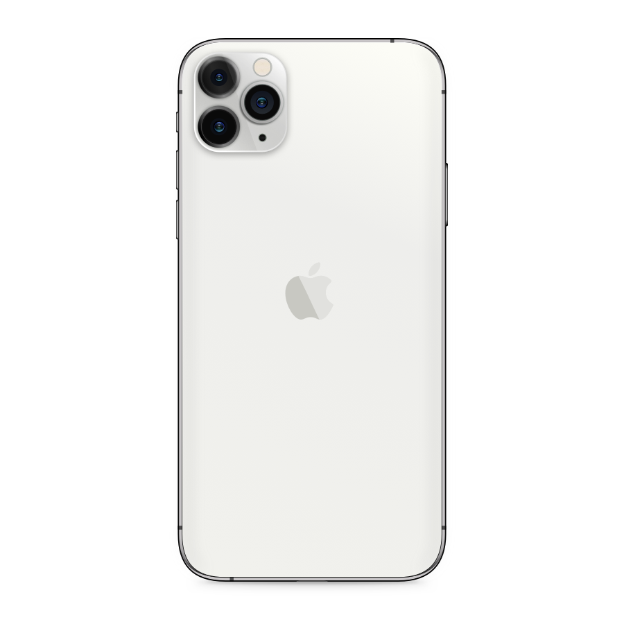 iPhone 11 Pro Max 64GB Silver - Back image