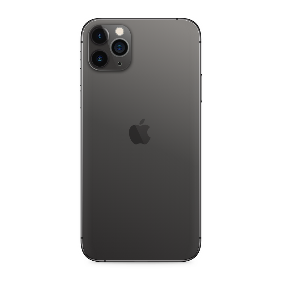 iPhone 11 Pro Max 64GB Space Gray - Back image