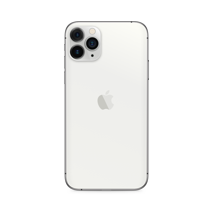 iPhone 11 Pro 64GB Silver - Back image