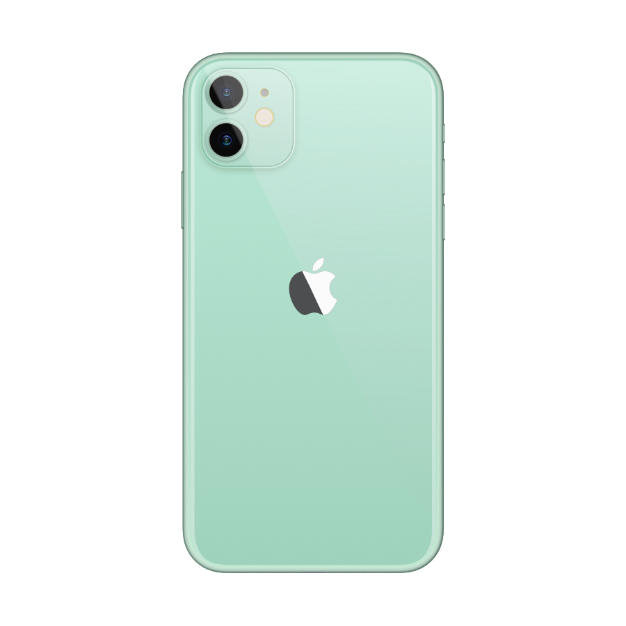 iPhone 11 64GB Green - Back image