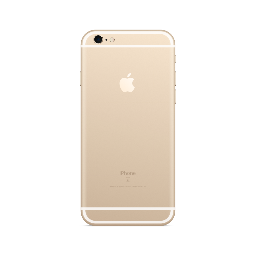 iPhone 6 64GB Gold - Back image
