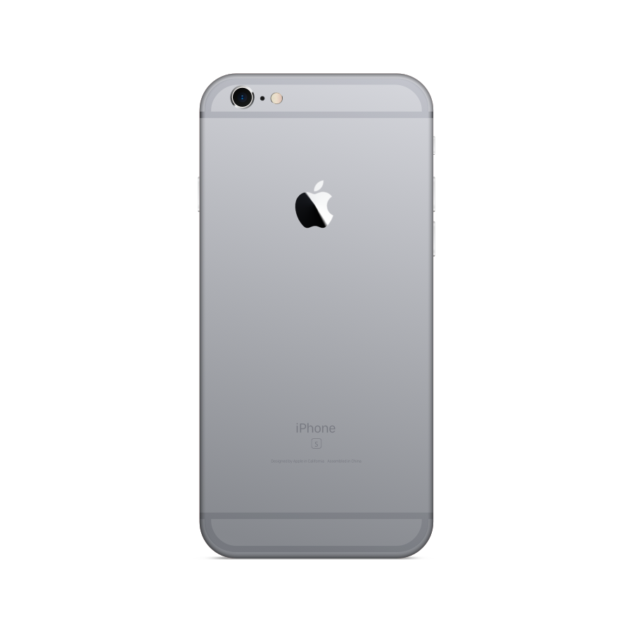 iPhone 6 32GB Space Gray - Back image