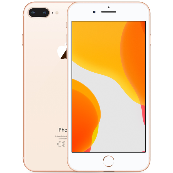 iPhone 8 Plus 64GB Gold - Front image