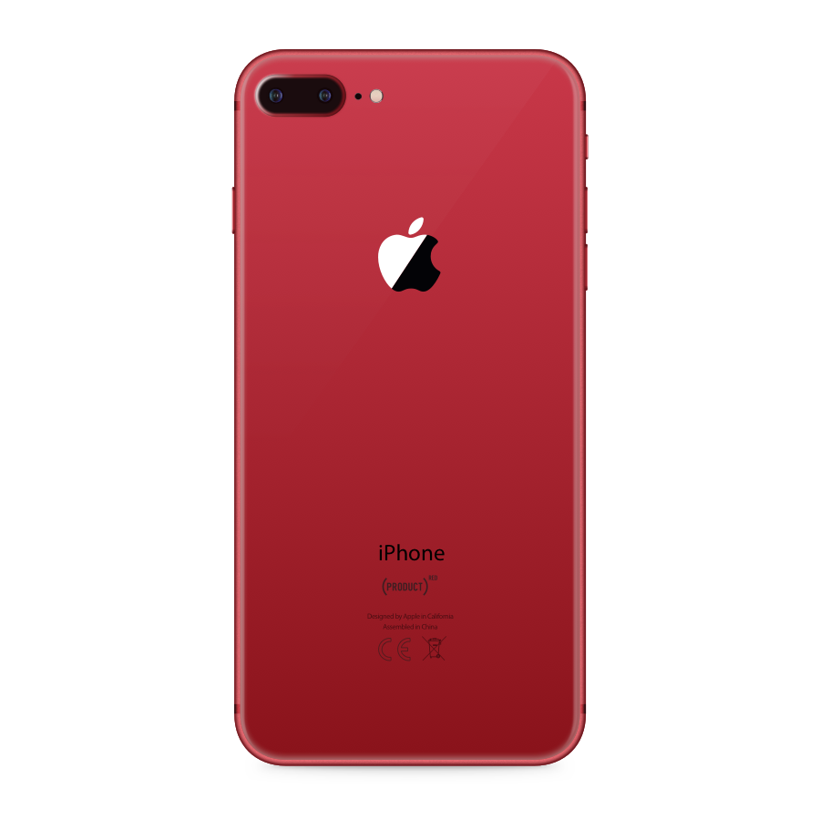iPhone 8 Plus 256GB Rot