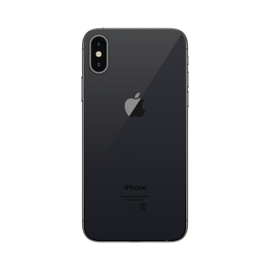 iPhone XS 256GB Space Gray - Back image