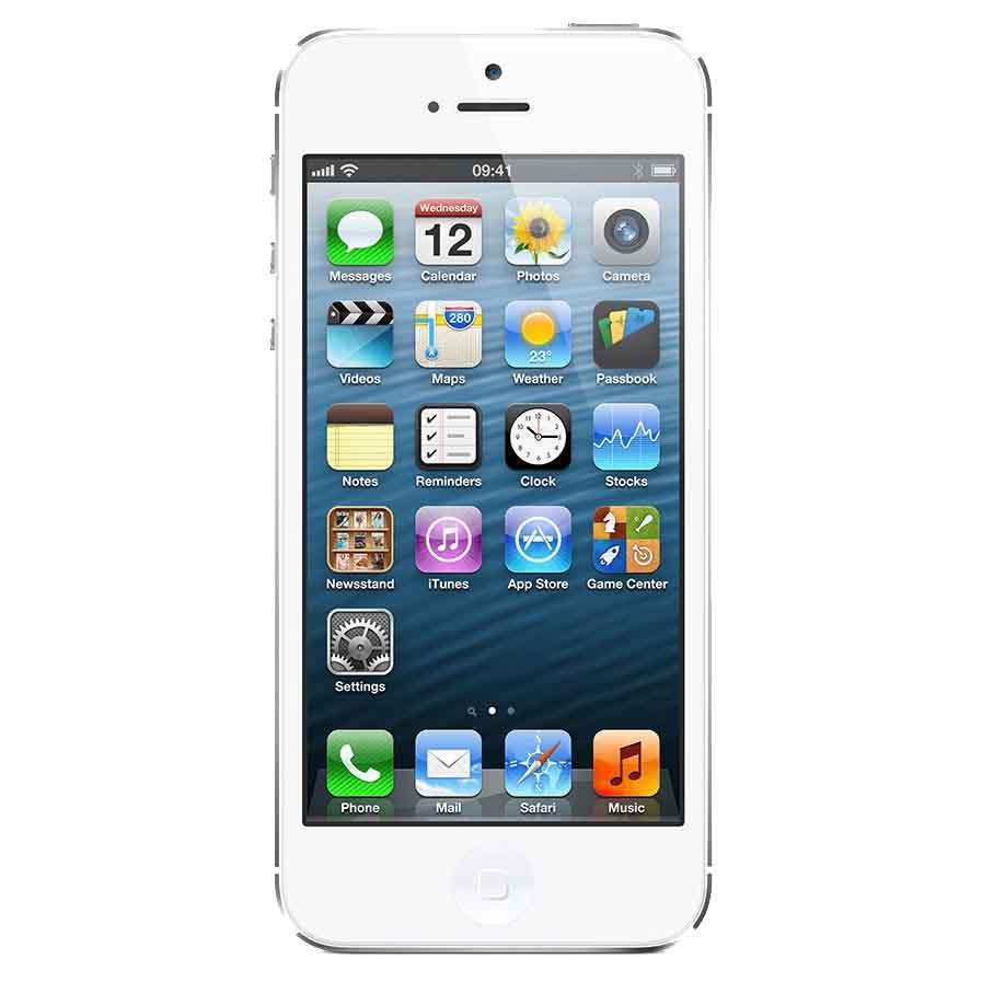 iPhone 5 undefinedGB White