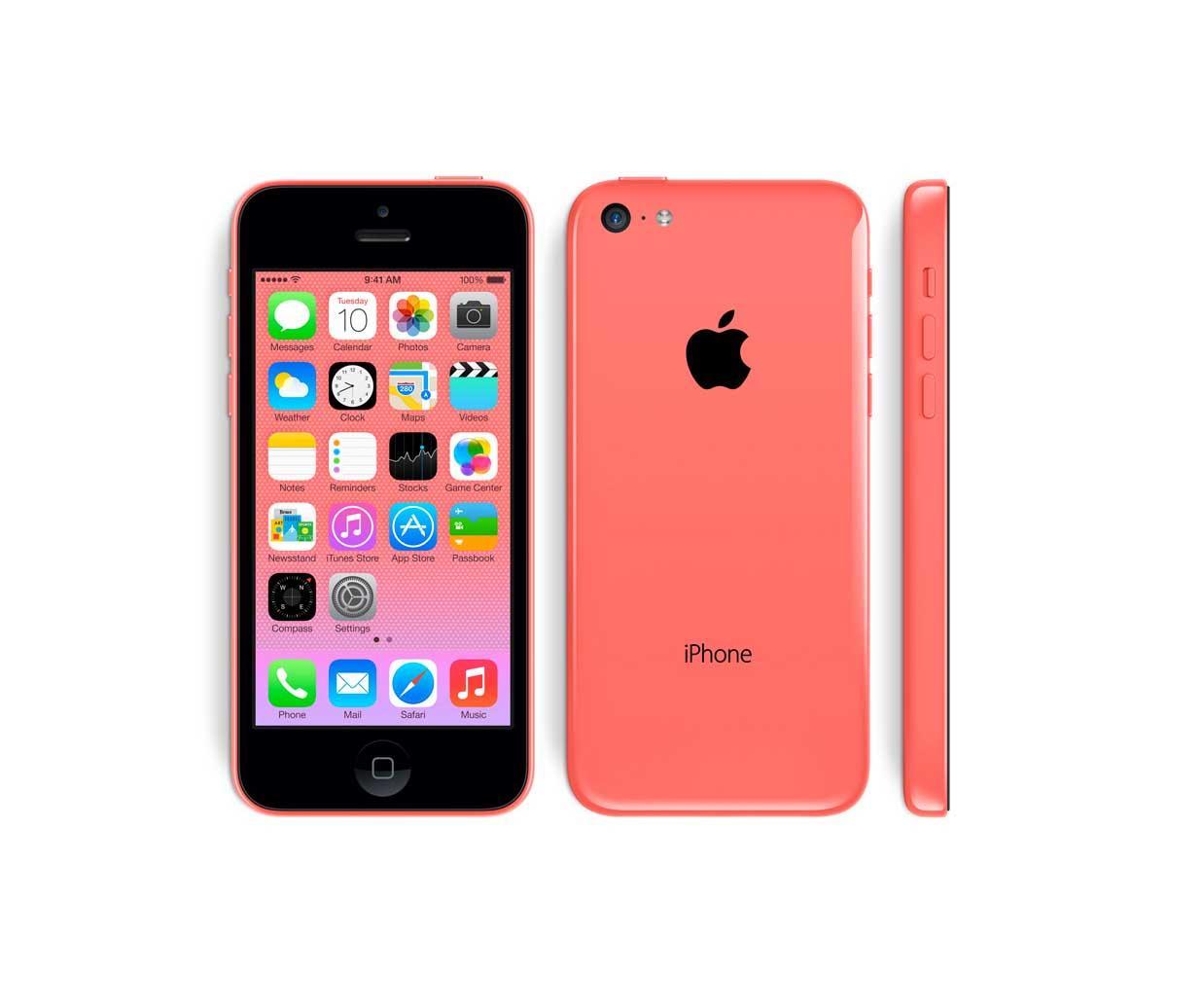 iPhone 5c undefinedGB Pink