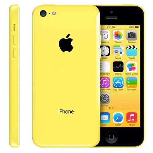 iPhone 5c undefinedGB Yellow
