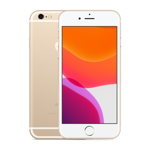 iPhone 6 64GB Gold - Front image