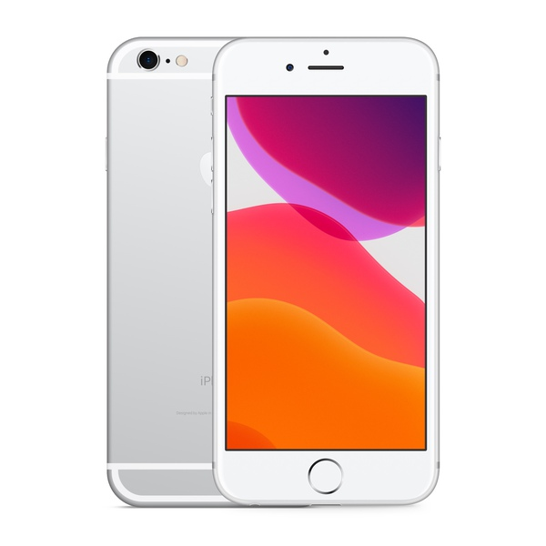 iPhone 6s 16GB Silver - Front image