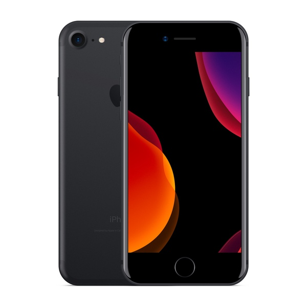 iPhone 7 128GB Black - Front image