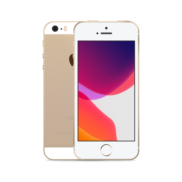 iPhone SE 64GB Gold - Front image
