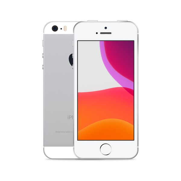 iPhone SE 32GB Silver - Front image