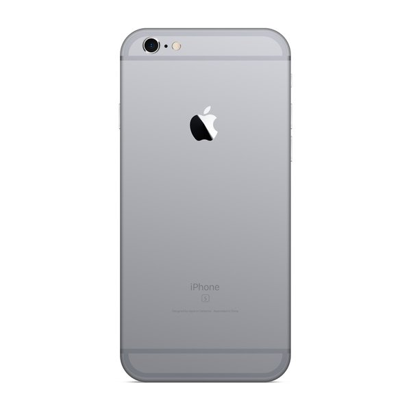 iPhone 6s 64GB Space Gray - Back image