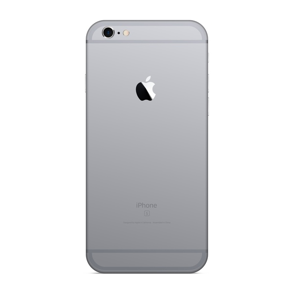 iPhone 6s 16GB Space Gray - Back image