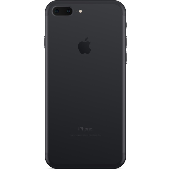 iPhone 7 Plus 32GB Black - Back image