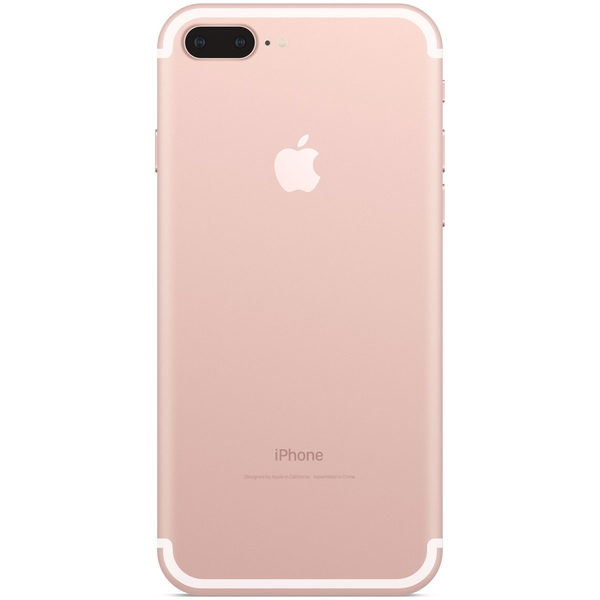 iPhone 7 Plus 32GB Rose Gold - Back image