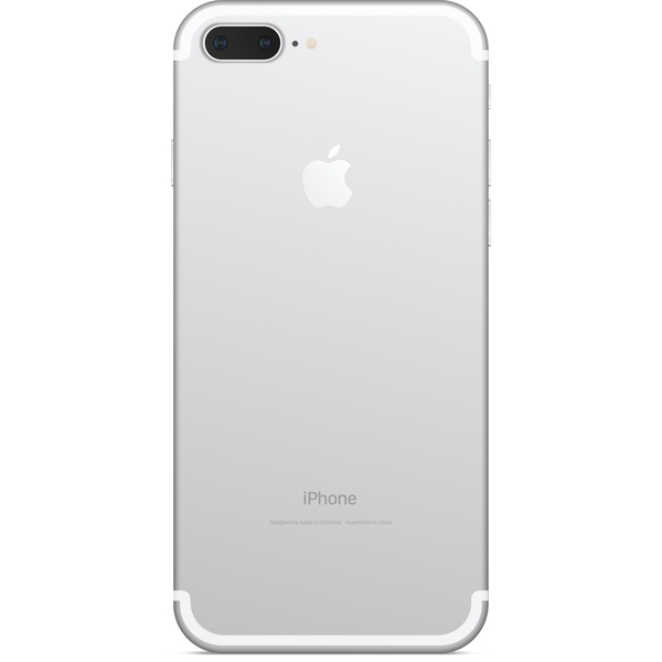 iPhone 7 Plus 128GB Silver - Back image