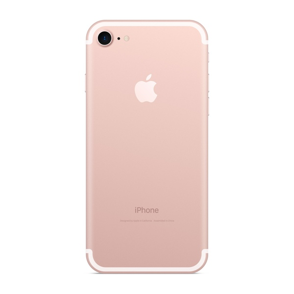 iPhone 7 128GB Rose Gold - Back image