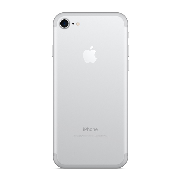iPhone 7 128GB Silver - Back image