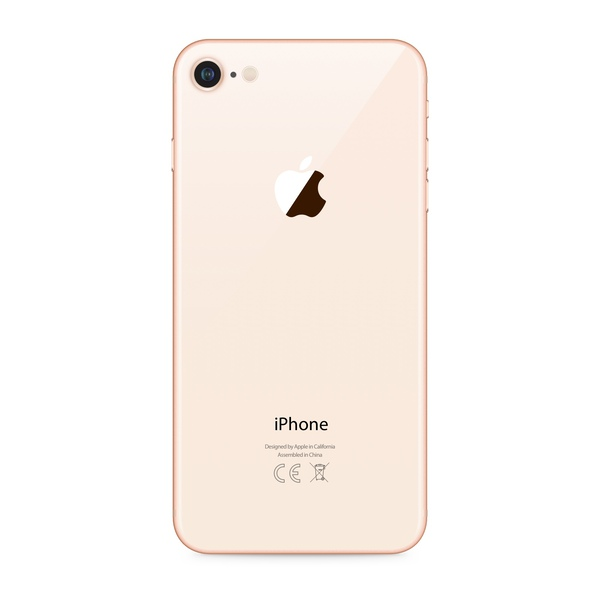 iPhone 8 256GB Gold - Back image