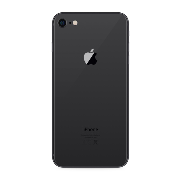 iPhone 8 256GB Space Gray - Back image