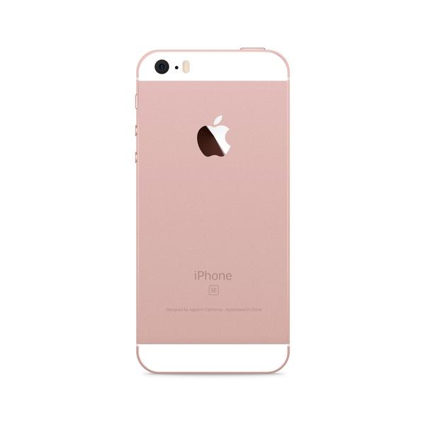iPhone SE 32GB Rose Gold - Back image